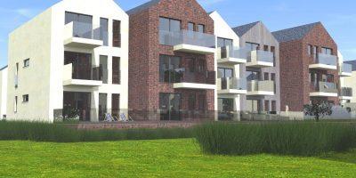 apartamenty dwupoziomowe gliwice mieszkania ostropa gliwice