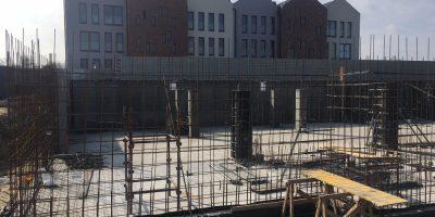 Osiedle Stara Cegielnia Postępy Budowy Bud E i F (1)